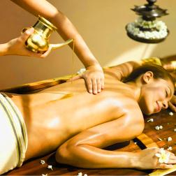 Massaggio detossinate Udwartana