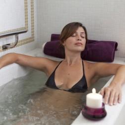 Supplemento ozono (nel bagno termale)