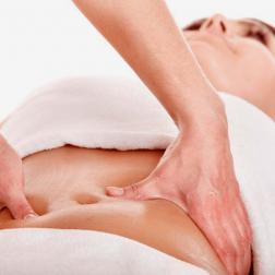 Massaggio rassodante con crema e fiala