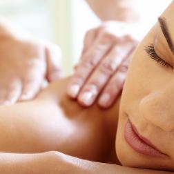 Massaggio revulsivo di reazione alla fangoterapia