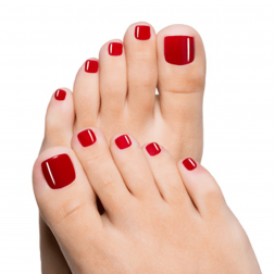 Centro estetico - Pedicure con smalto Longwear ProNails