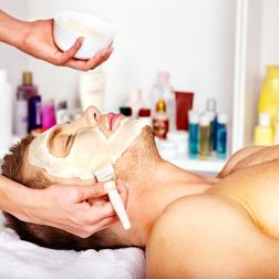 Speciale uomo - pulizia viso e depur schiena